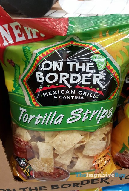 On the Border Tortilla Strips
