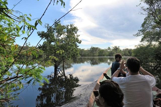 wonder of cruising amazon river tupana