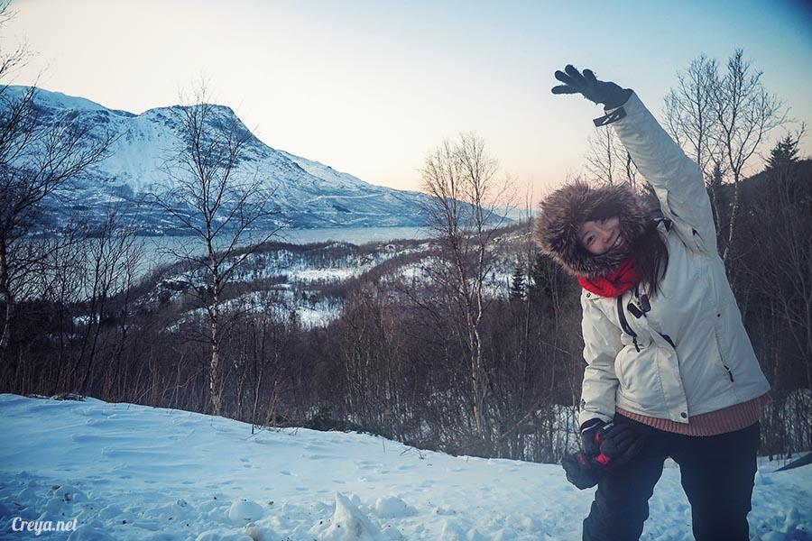 2016.02.23| 看我歐行腿 | 阿呀~一不小心就從瑞典到了挪威, Narvik 小鎮遇見地理課本中的峽灣 19.jpg