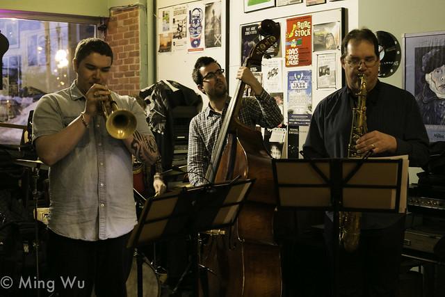 The Wellington West Quartet @ The Record Centre