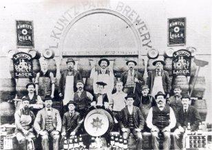 Kuntz Brewery 1894