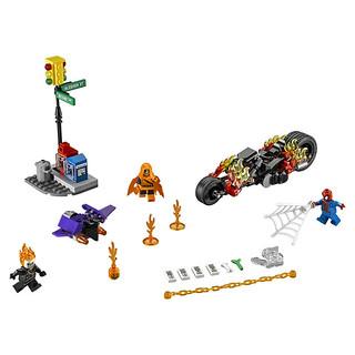 LEGO Marvel Super Heroes 76058 Spider-Man Ghost Rider Team-Up