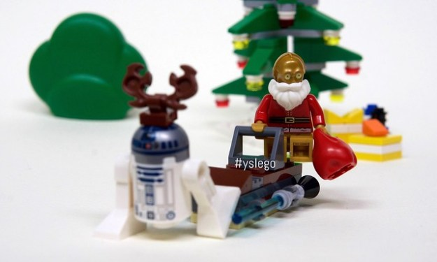 2015 LEGO Star Wars  LEGO Friends Advent Calendars Day 24  The
