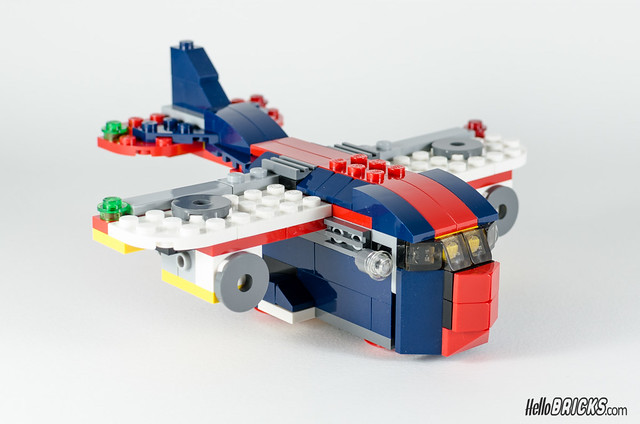 REVIEW LEGO Creator 31045 Ocean Explorer 18