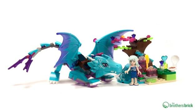 41172 The Water Dragon Adventure