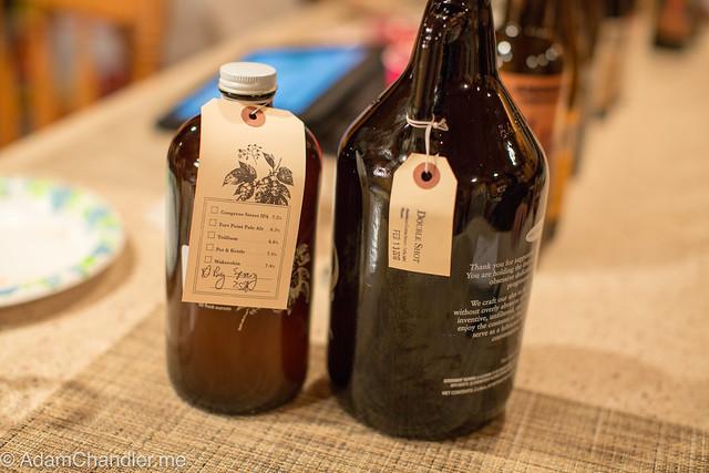 Trillium & Tree house Beers