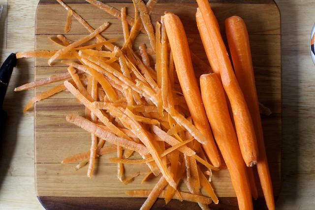 carrots upon carrots
