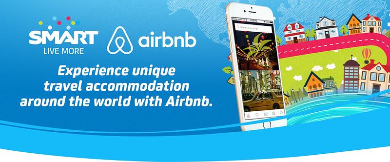 Smart x AirBNB