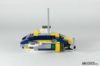 REVIEW LEGO Creator 31045 Ocean Explorer 23