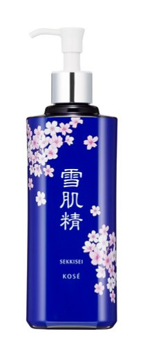 SEKKISEI lotion - Sakura bottle