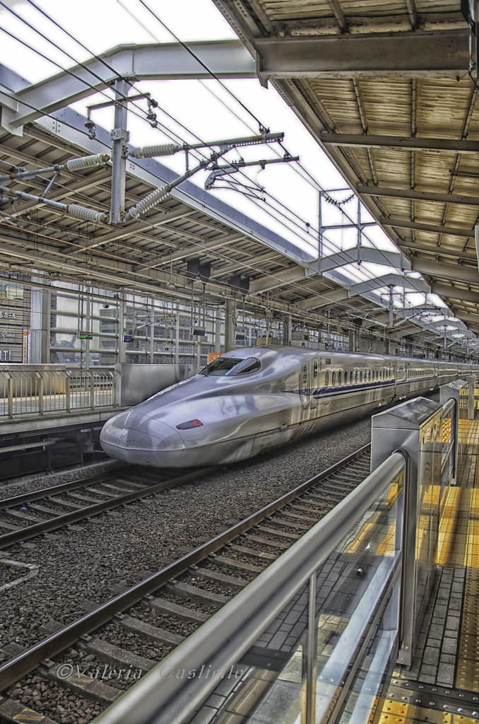 Shinkansen - Bullet Train - Giappone fai da te