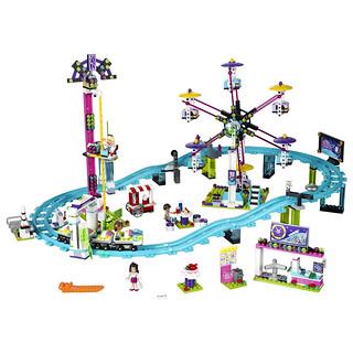 LEGO Friends 41130 Amusement Park Roller Coaster