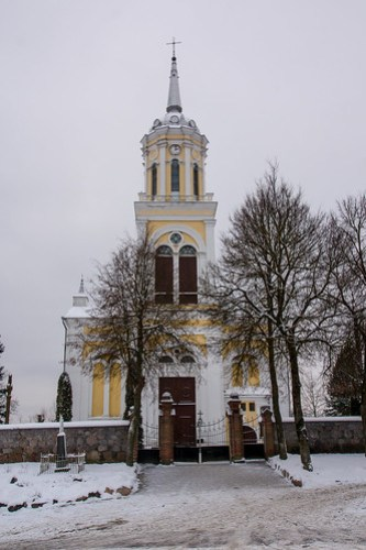 Kavarsko Šv. Jono Krikštytojo bažnyčia