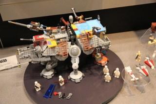 LEGO Star Wars 75157 Captain Rex's AT-TE Walker 3