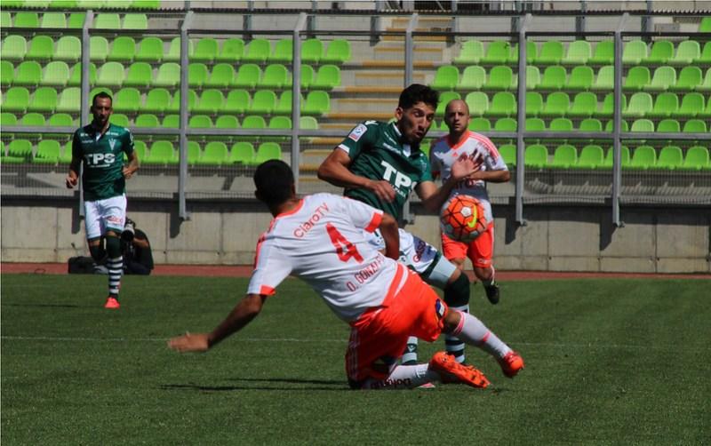 Santiago Wanderers 5-4 Universidad de Chile