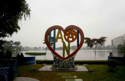 Hanoi heart
