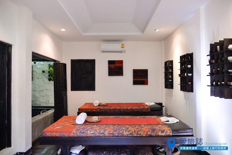 《清迈SPA按摩推荐》Fah Lanna Spa & Massage:兼具精致服务与幽雅环境,体验泰北兰纳文化底蕴的风情