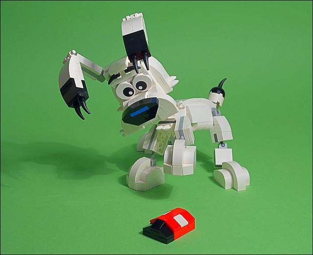 LEGO Idefix