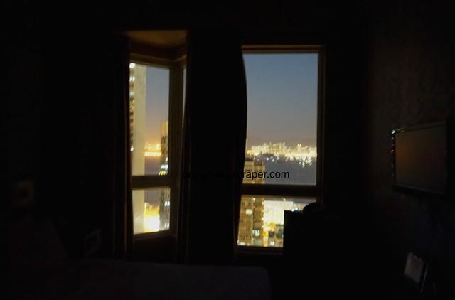 ベストウェスタン 窓からの眺め