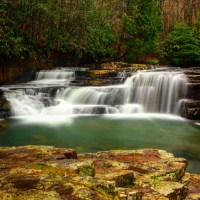 Visiting Dismal Falls, Giles County, Virginia