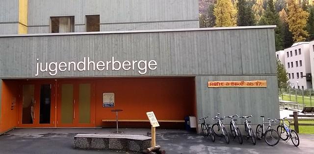 Jugender Hostel Saint Moritz
