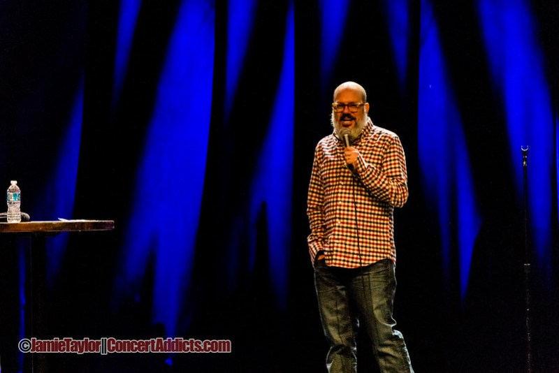 David Cross @ The Vogue Theatre - February 2nd 2016