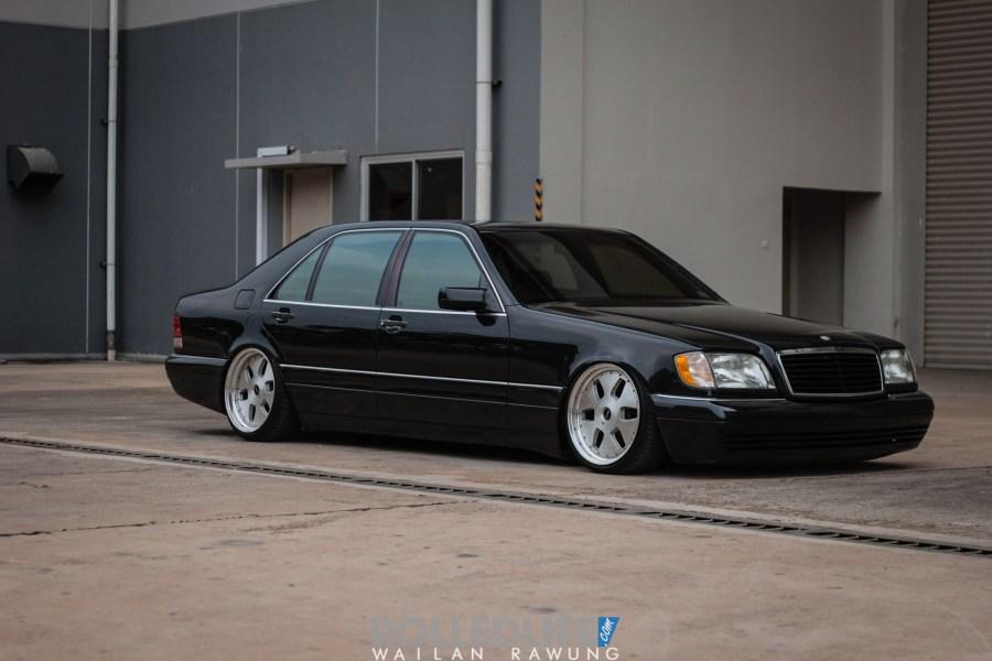 Mercedes Benz W140 S Class-34