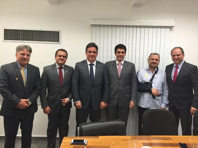Deputado do Pará perde a presidência do PP por não votar a favor do impeachment