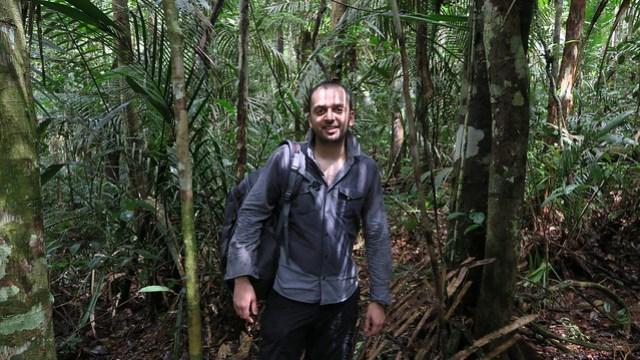 zaid travpacker amazon rainforest trek