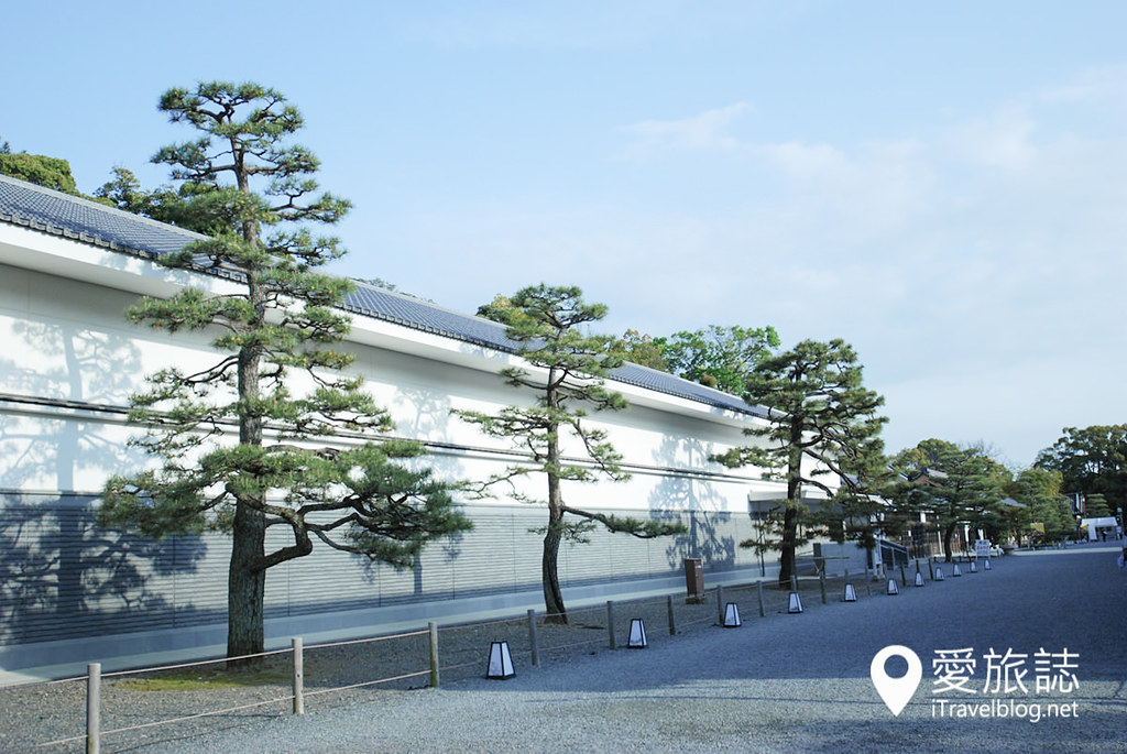 京都赏樱景点 元离宫二条城 40