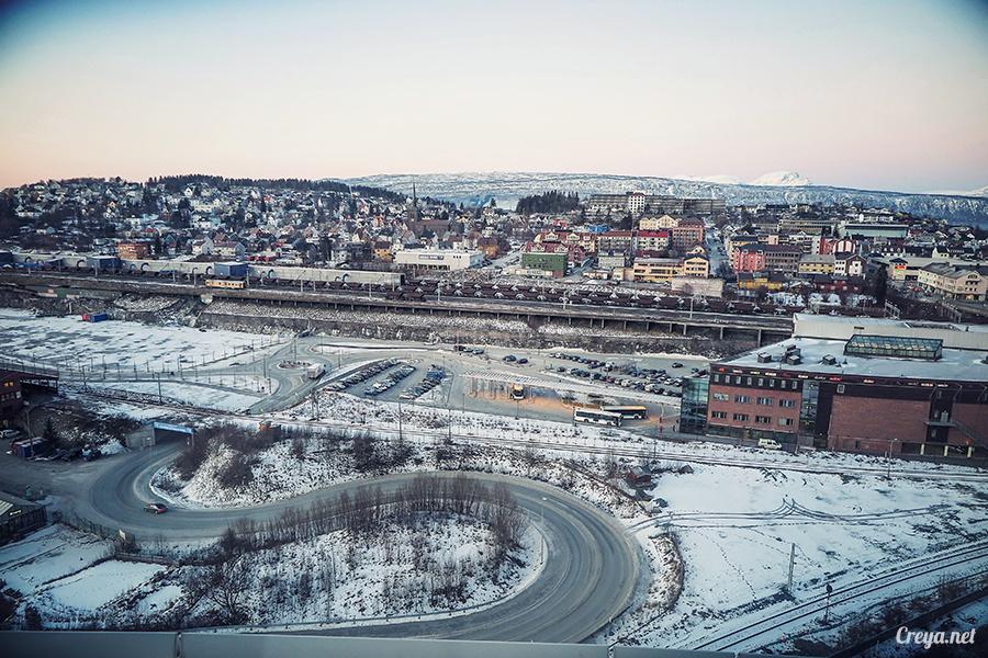 2016.02.23| 看我歐行腿 | 阿呀~一不小心就從瑞典到了挪威, Narvik 小鎮遇見地理課本中的峽灣 31.jpg