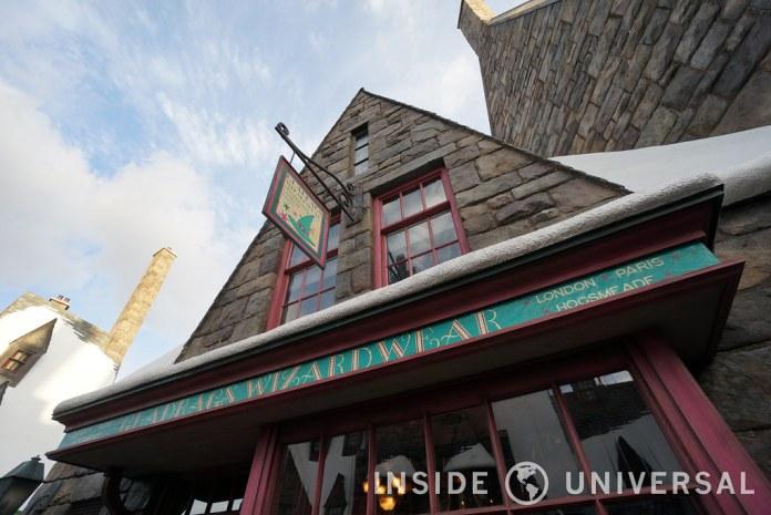A Breakdown of Hogsmeade at Universal Studios Hollywood