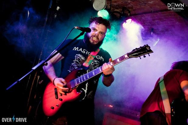 Metal 2 The Masses Ireland - Heat 4, 2016