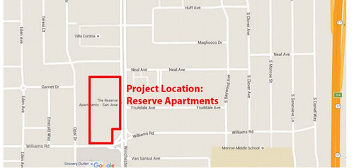 San Jose Reserve Apartments community meeting