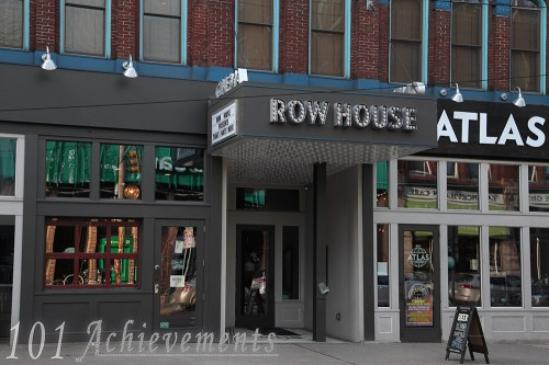 Row House Cinema Triple Feature