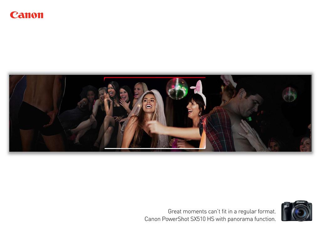 Canon PowerShot SX510 HS - Panoramic 1