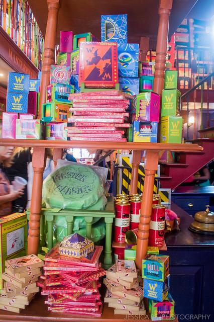 Weasleys' Wizard Wheezes Shop