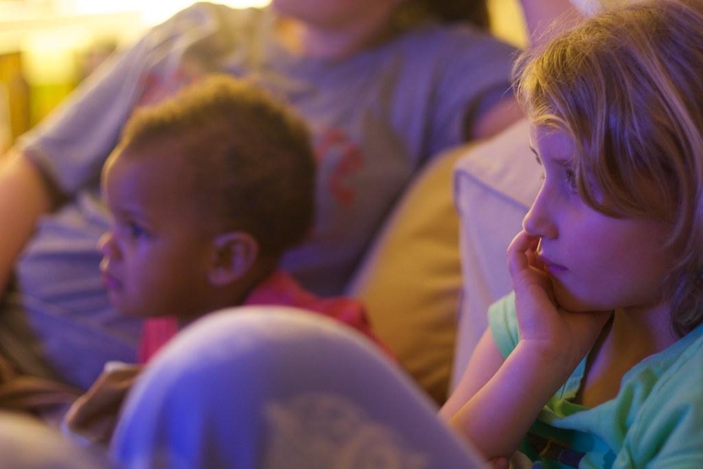 Watching Charlie Brown Christmas