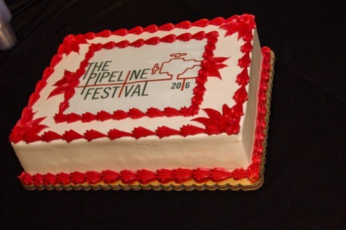 The Pipeline Festival Kick Off