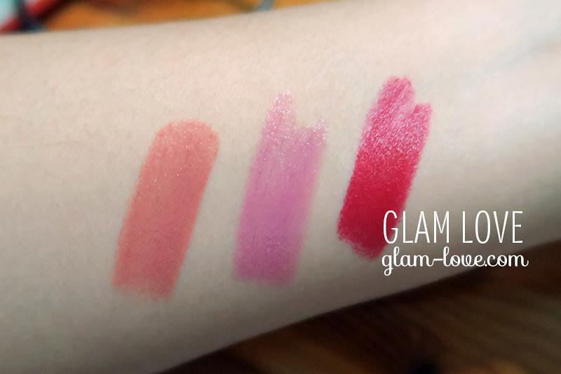 Lipstick Swatches 20151214_211957