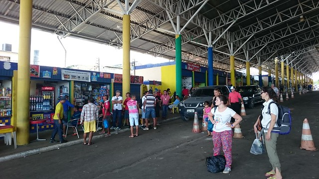 Port Ceasa in Manaus