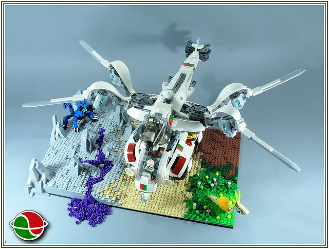 Octan Scarab & Dragonfly