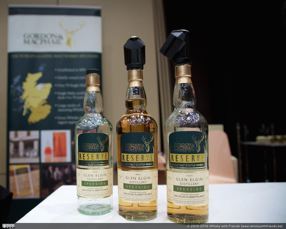 De Maltclan Whiskyfestival botteling: een Glen Elgin van Gordon & Macpail