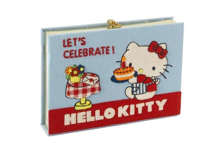 clutch Hello Kitty Olympia Le-Tan