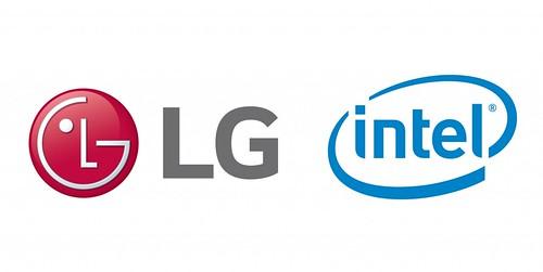 LG Intel Logo