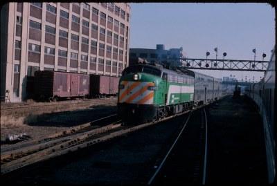 BN E9A 9917 Chicago, Illinois
