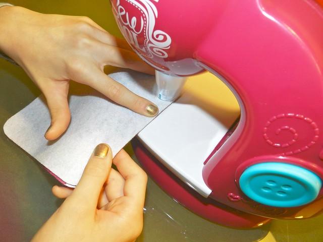 cucire senza fili con Sew Cool