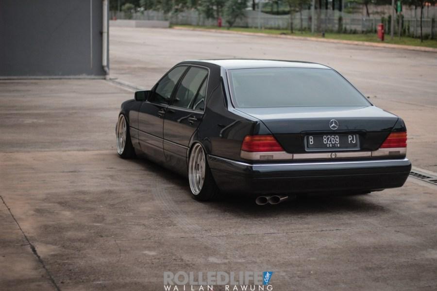 Mercedes Benz W140 S Class-40