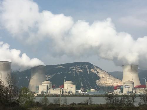 Nuclear Power Plant - Cruas Meysse