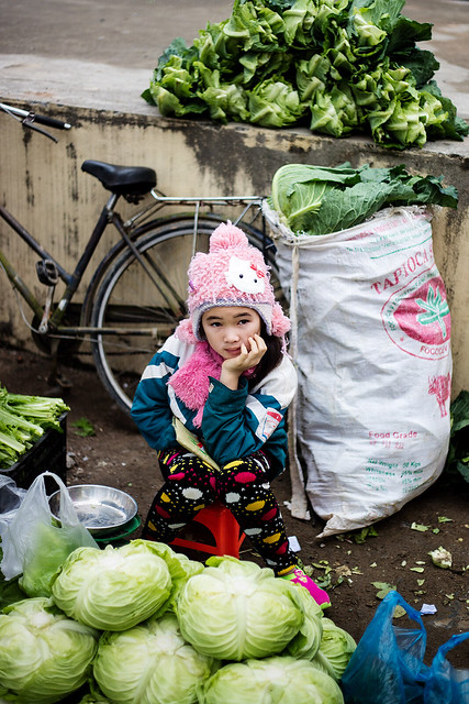 Bac Ha Sunday Market 13